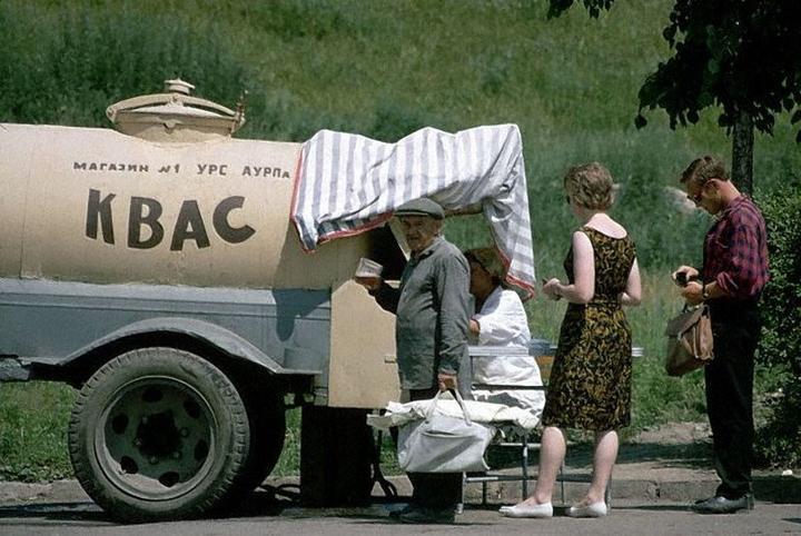 Продукты СССР, которые мы потеряли - квас