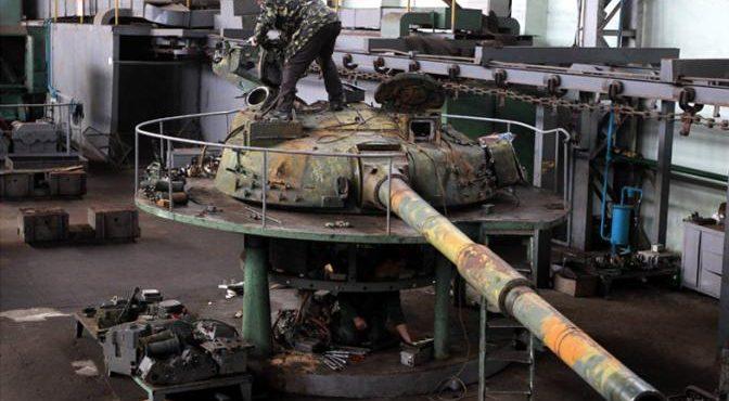 США призвали Украину работать на войну
