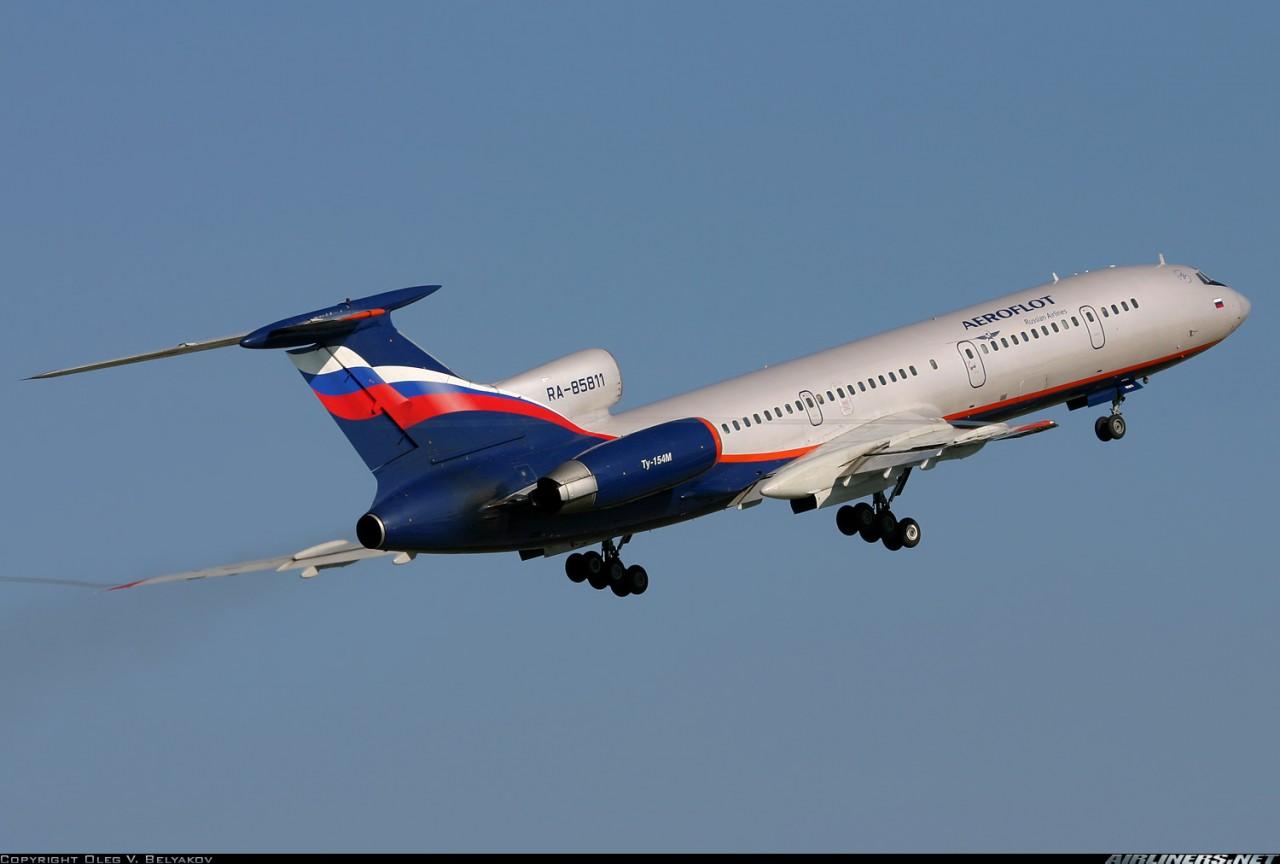 Минобороны: командир Ту-154 успел сообщить о нештатной ситуации