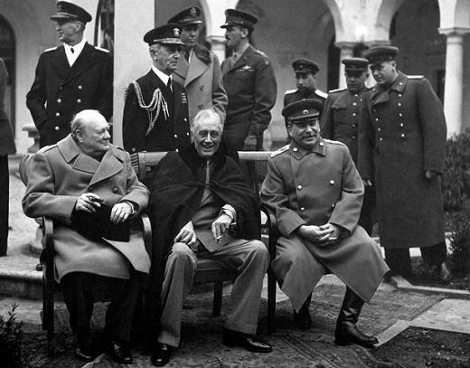 «Длинный прыжок»: что хотел сделать Гитлер на Тегеранской конференции