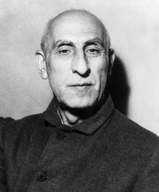 an examination of the life and actions of the bizarre leader mohammad mossadegh