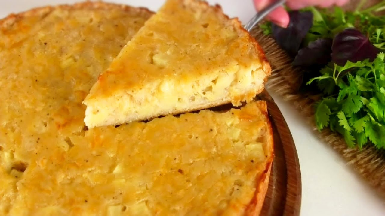 Рецепты пирогов на кефире быстро