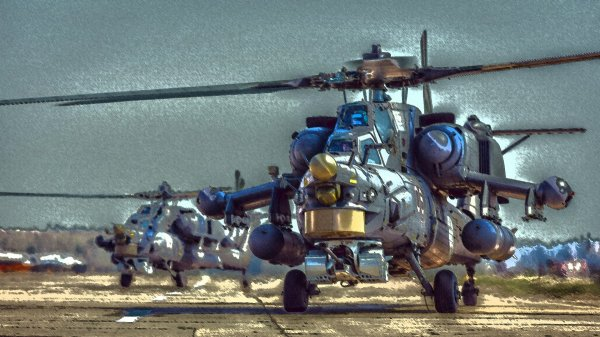 Анализ французской армии: Опыт боевого применения российских вертолетов в Сирии