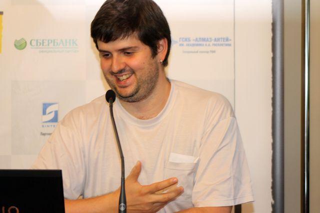 Петр Свидлер шестикратный чемпион России по шахматам