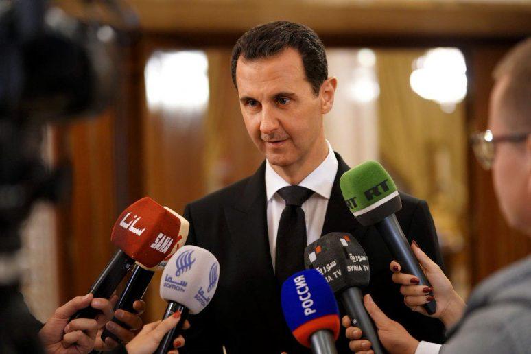 Предатели сирийского народа
