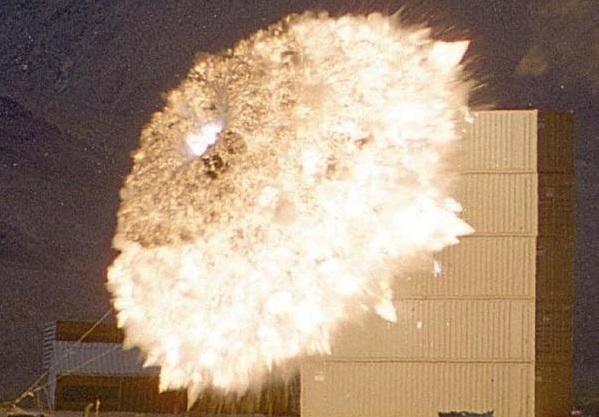 Вакуумная бомба: как это взрывается