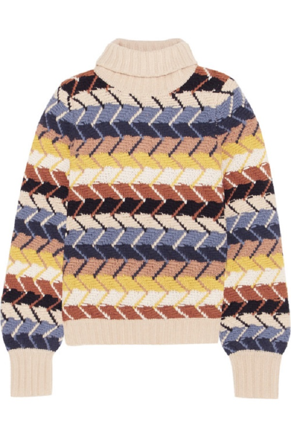 стильные свитера своими руками