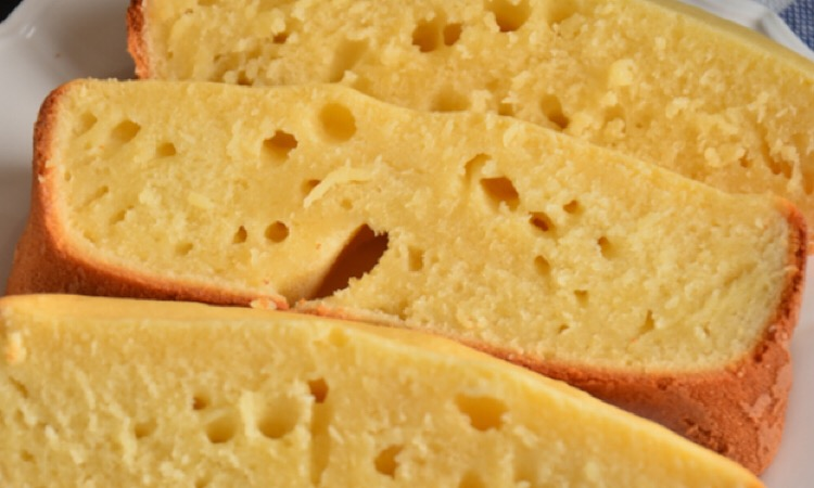Восхитительно вкусный кекс на кефире в хлебопечке