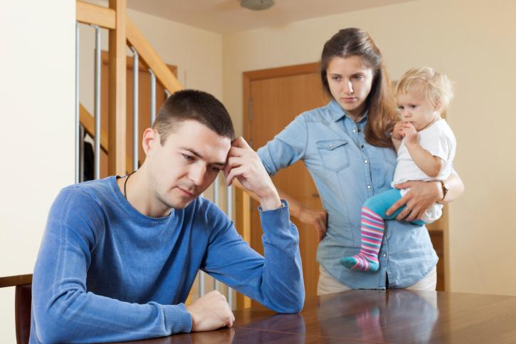 почему жена с сыном хочет развод наконец