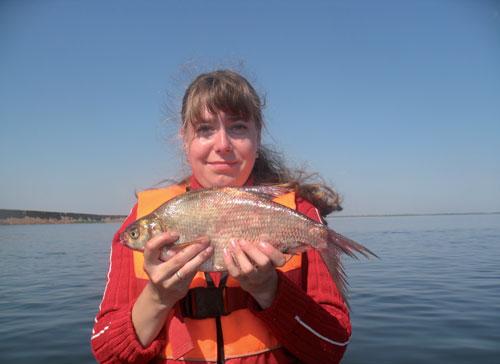 Фарватерная рыбалка