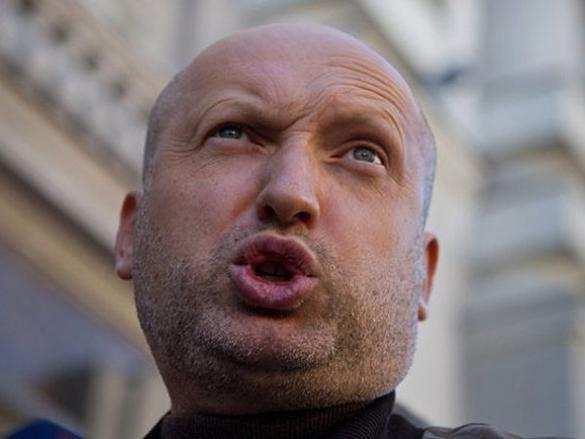 Турчинов: только 11% СБУшников Крыма оказались лояльны Украине (ВИДЕО)