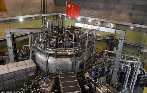 Термоядерный реактор EAST