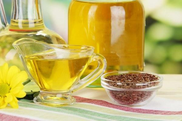 Льняное масло укрепляет здоровье