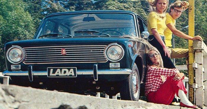 Легендарная ВАЗовская «копейка» в новом кузове опять выходит на дороги