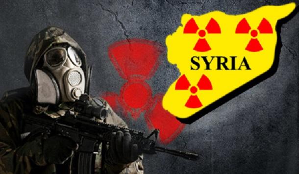 Россиискйе военные нашли доказательства применения химоружия террористами в Алеппо