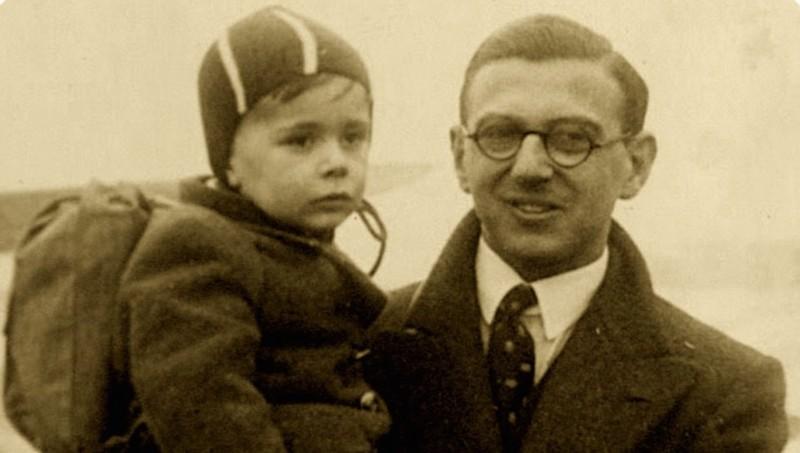 Сэр Николас Уинтон спас от смерти 669 детей и никому не рассказал об этом