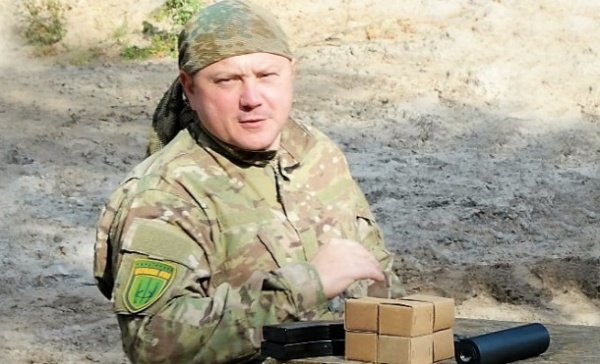 Украинский комбат рассказал оподготовке кзачистке Донбасса