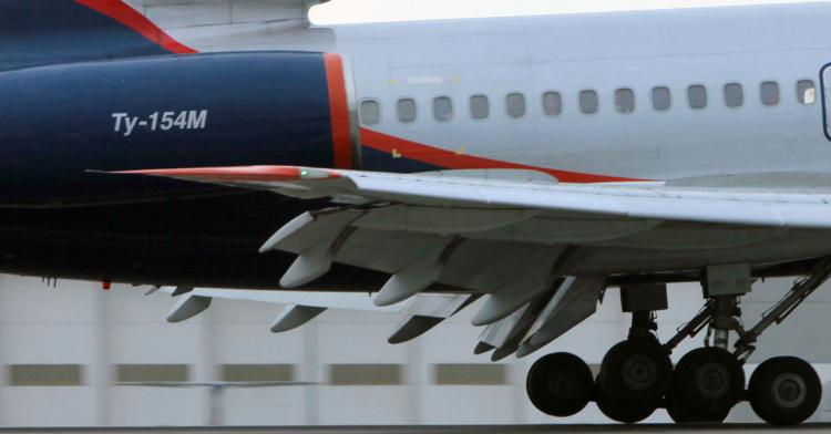 СМИ назвали новую версию крушения Ту-154 в Черном море