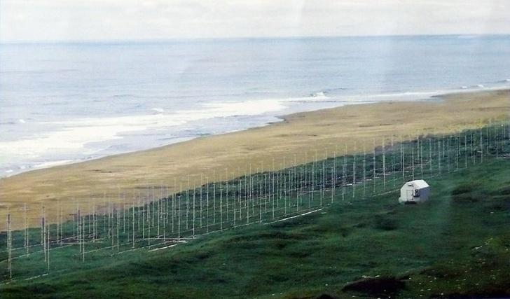 """Создана РЛС """"Подсолнух"""" для Арктики"""