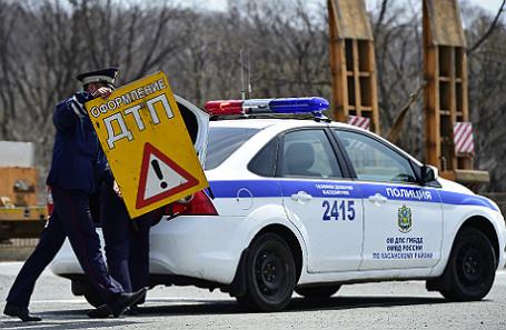Сотрудники ГИБДД перестанут выезжать на ДТП без пострадавших авто, гибдд, дпс, дтп, европротокол, страховка