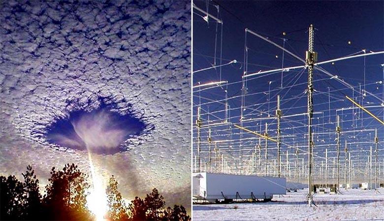Дождь из странных металлических волокон. Кто насыщает металлом атмосферу?