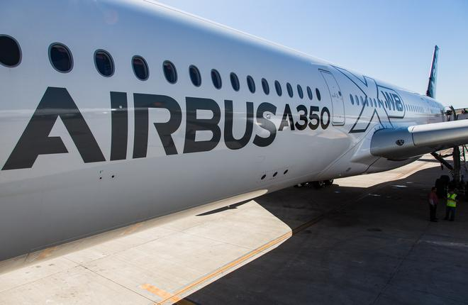 """""""Аэрофлот"""" удвоит заказ на самолеты A350-900"""