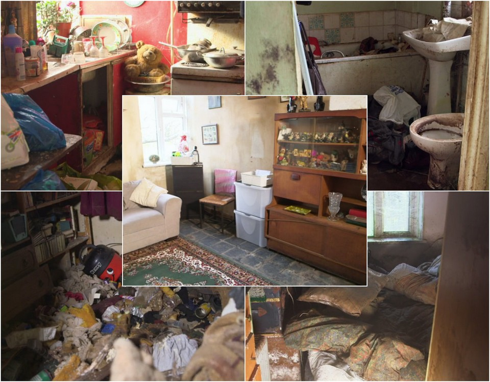 Сестры-уборщицы встретили худшую квартиру за 19-летнюю карьеру