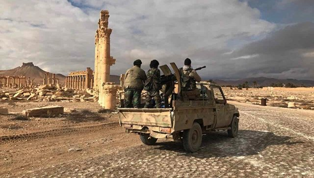 Новости Сирии. Сегодня 24 марта 2017