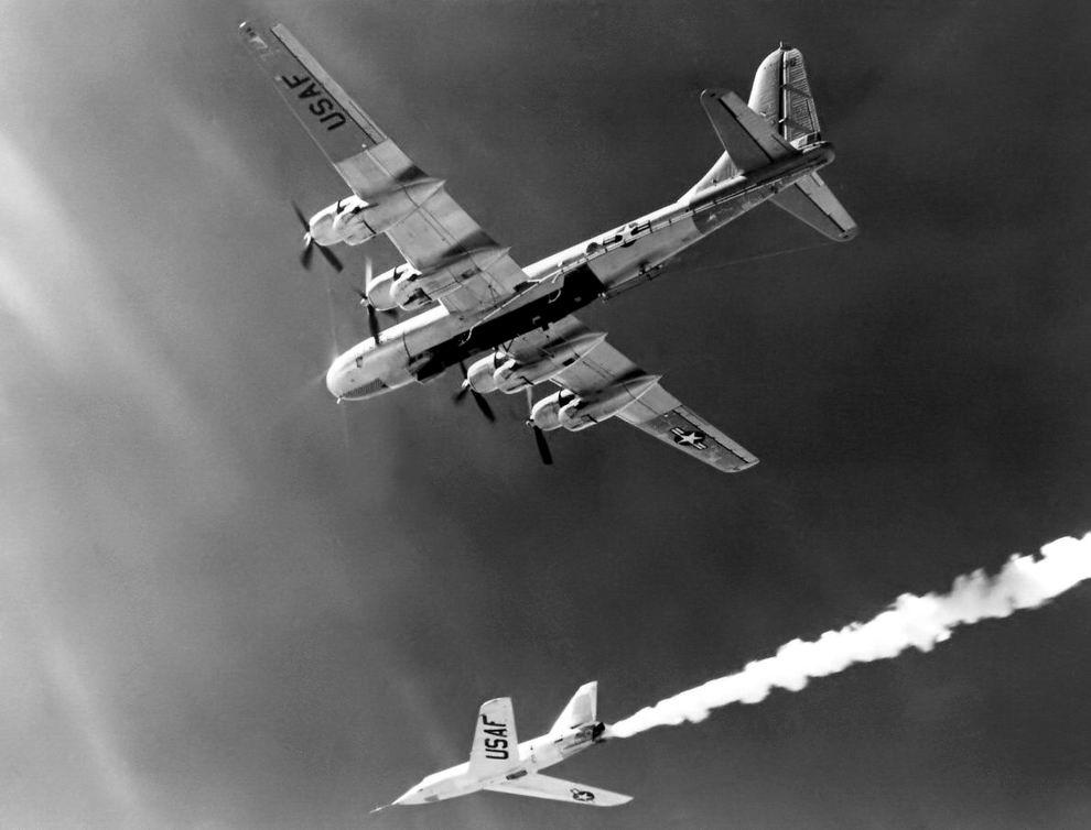 66 лет назад ВВС США сбросили на канадский  Квебек атомную бомбу