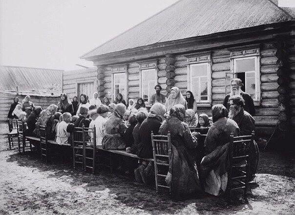 Степени родства у русских