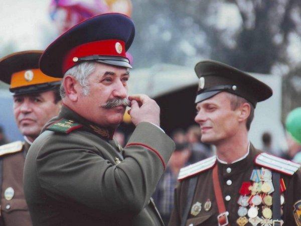 Атаман Козицын объявил мобилизацию Казачьей Гвардии
