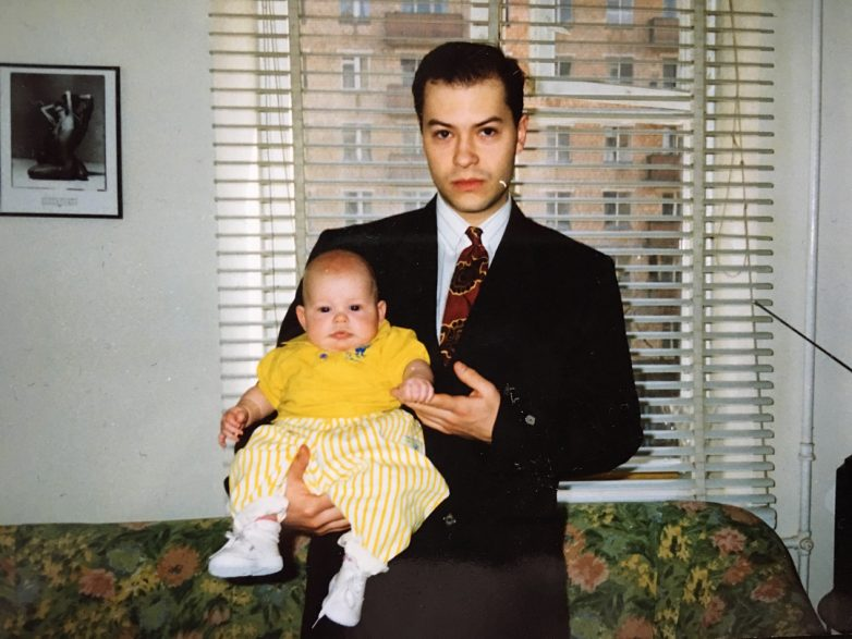 Особенная дочь Бондарчука стала похожа на отца