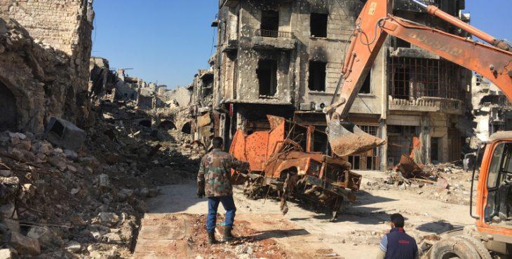 Новости Сирии. Сегодня 23 марта 2017