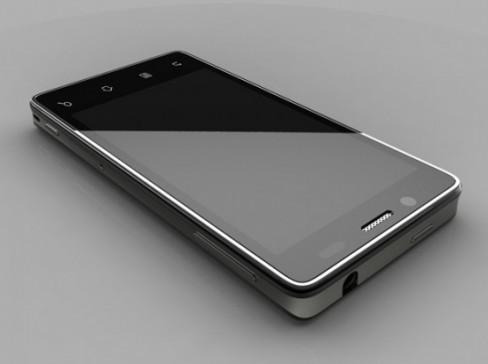 Смартфон Intel появится в 2012