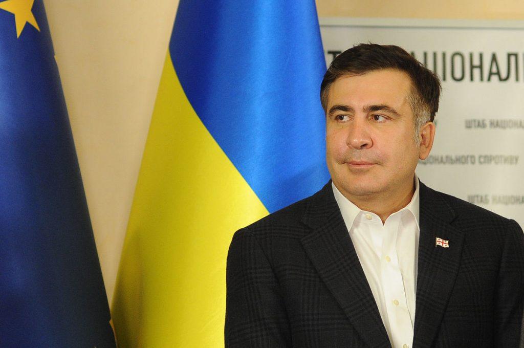 Саакашвили рассказал когда на Украине сменится власть