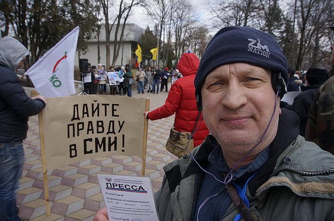Российские либералы в бешенстве. В Сеть попал уморительный репортаж с митинга памяти Немцова
