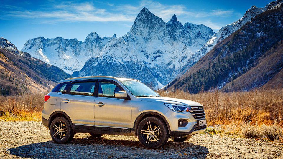 Лучшие китайские SUV: ТОП-7 до миллиона