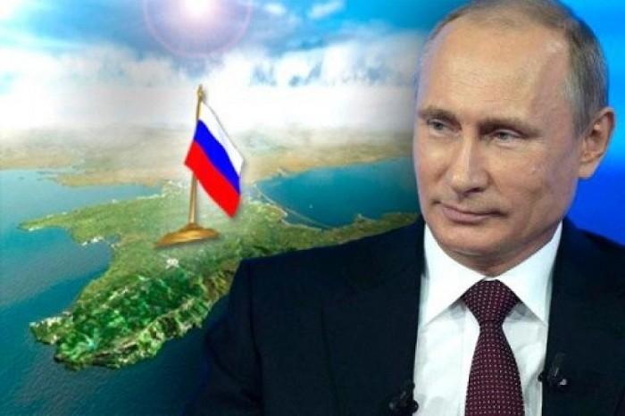 Путин больше не интересуется Крымом?