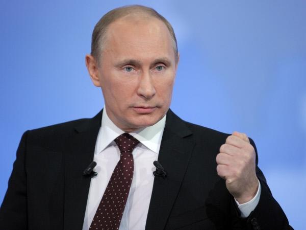 Владимир Путин рассказал о борьбе с терроризмом в России