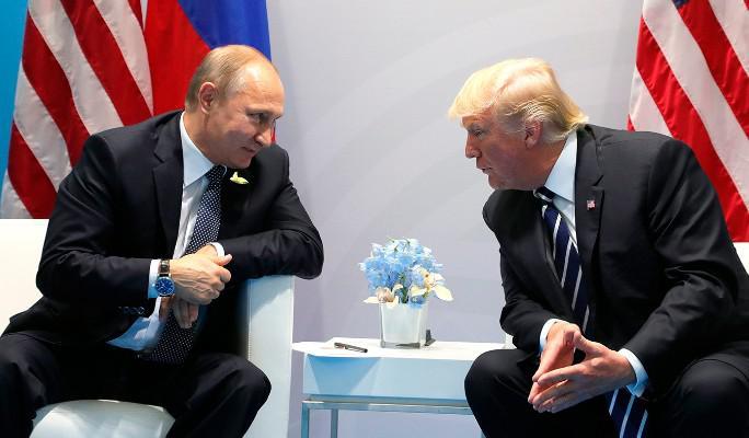 «Большая сделка» Путина и Трампа вышла на финишную прямую
