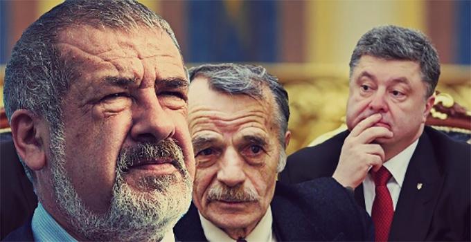 «Хотите Крым? Идите и сами отвоёвывайте!» — Порошенко за понт купил лояльность идиотов