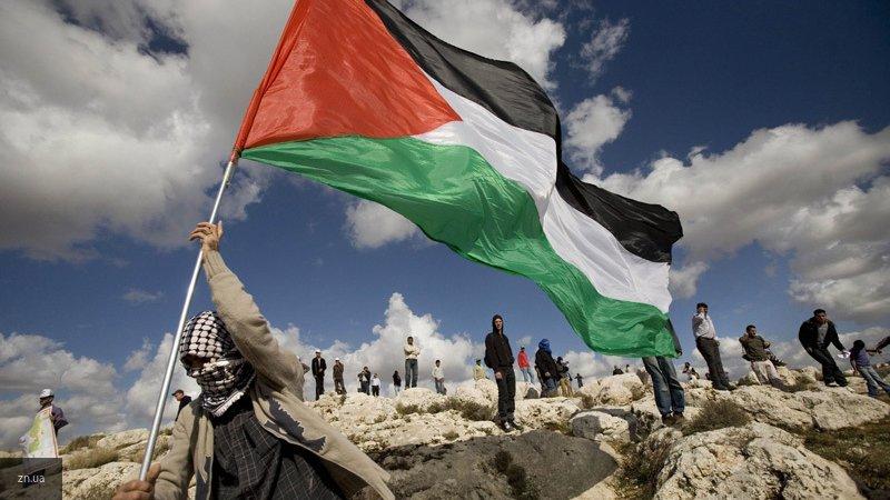Палестинские боевики выпусти…