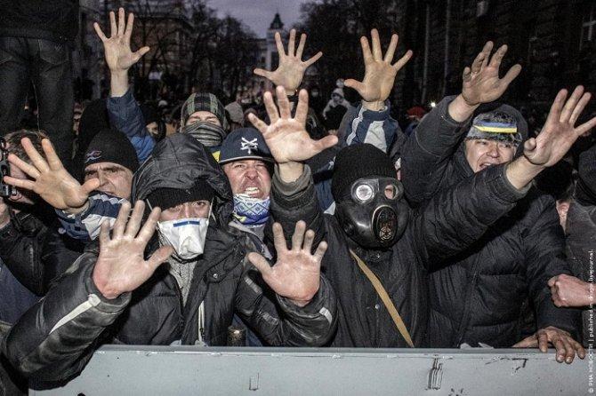 Киев приравнял активистов Майдана к участникам боевых действий