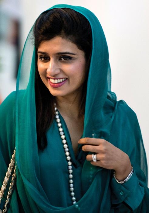 Хина Раббани Кхар