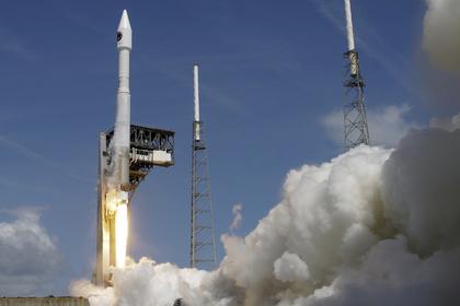 24 сентября 2017 С космодрома в США запущен секретный спутник-разведчик