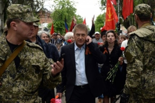 Народный мэр Славянска Поном…