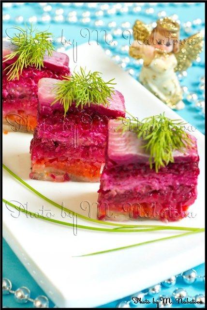 селёдка под шубой - пресованные суши (428x640, 75Kb)