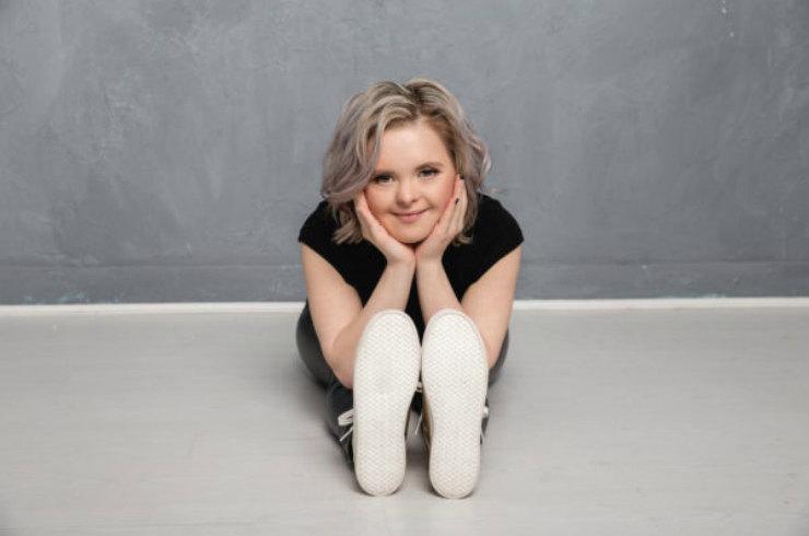 Лейсан Зарипова стала первым в России инструктором зумбы с синдромом Дауна