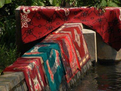 Семь советов о чистке ковров