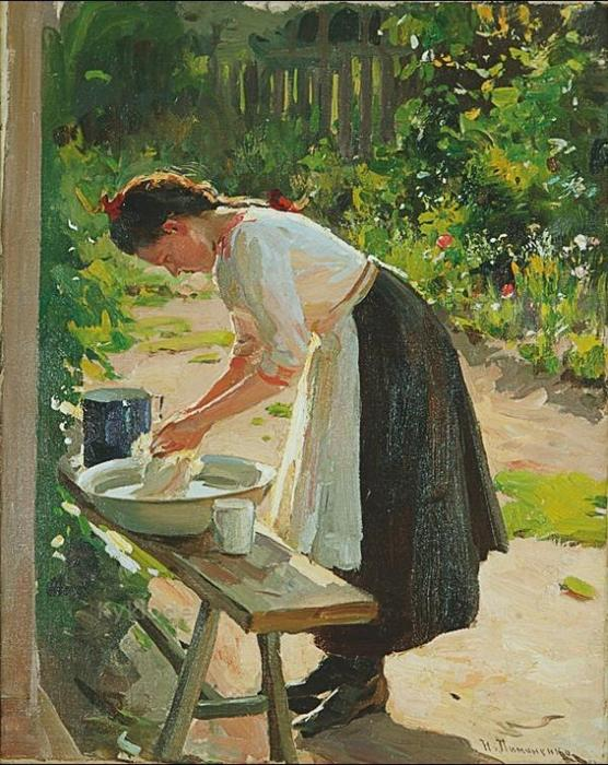 Пимоненко laundry (556x700, 85Kb)
